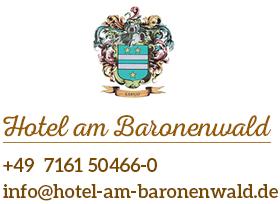 Hotel am Baronenwald – Preiswerte Einzel-, Doppelzimmer und Apartments in Göppingen